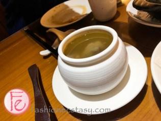 圓盅燉雞湯芋園餐廳 (Stew Chicken Soup yuyuan chinese restaurant)