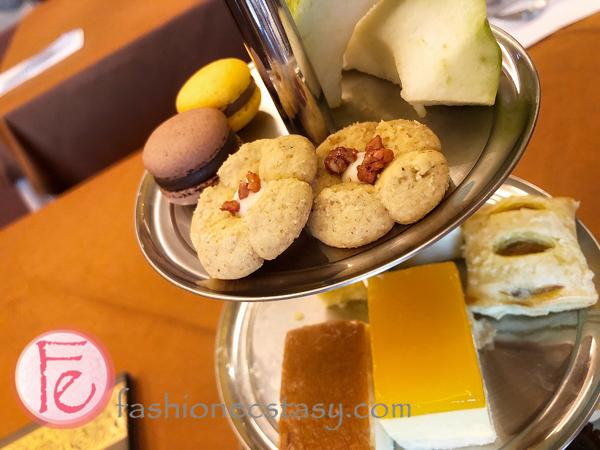 神旺飯店下午茶 afternoon tea at San Want Hotel