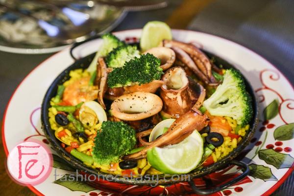 隨意鳥窩西班牙燉飯 paella at suiyi niaowo