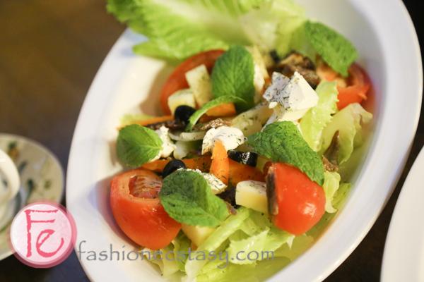 地中海季節沙拉