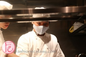 待命的廚師 (chef on duty)