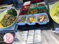 沙拉加料(Toppings for salad bar) Sunrise Restaurant Courtyard Marriott Taipei - buffet