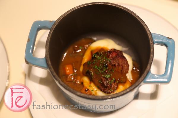 慢燉澳洲和牛小排 (Braised Australian Wagyu Beef Short Rib)