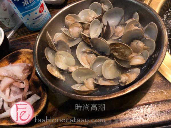 米炭火燒肉「蛤蜊湯」/ Clam Soup