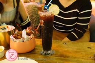 爛醉咖啡「長島冰茶」 Drunk Cafe Long Island Ice Tea