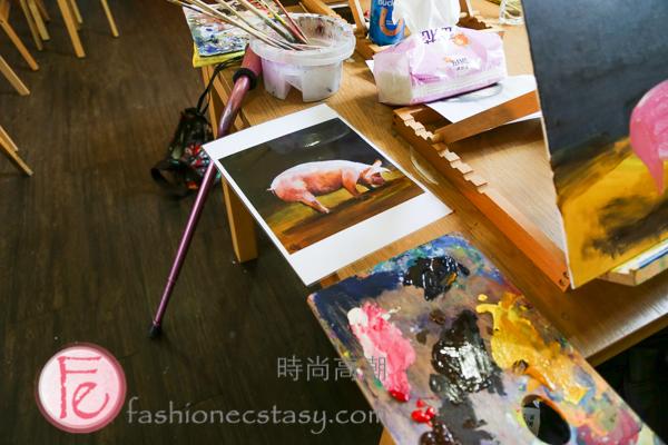 淡水秀之藝術SHOW 233魚藏文化館(2館)+自助畫室-24