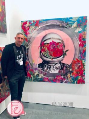 David Krovblit at The Artist Project 2019