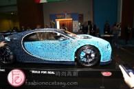 LEGO car at Canadian International Autoshow 2019