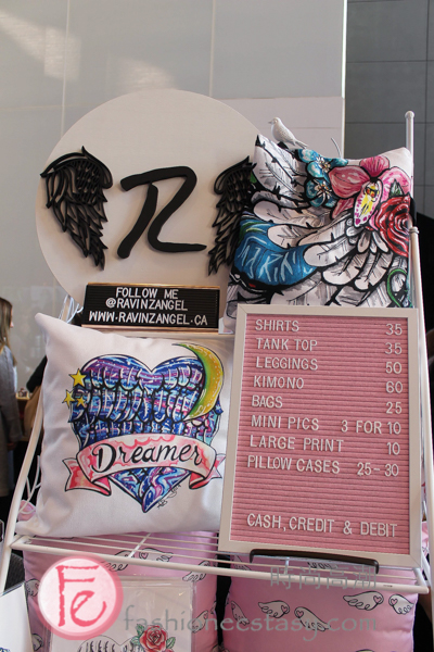 Ravinzangel at Run The World 2019 Event Fashion Show & Night Market 2019 Female Entrepreneurs & Women Empowerment