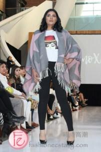 moXrano Cape at Annual Run The World 2019 Fashion Show & Night Market 2019 Female Entrepreneurs & Women Empowerment
