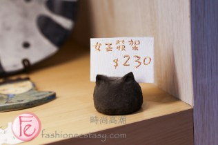 「日日好時光」貓咪周邊商品 / Cat Merchandise at Riri Restaurant/ Cafe