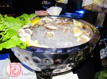 oysters at Cuisine & Cuvée 2019 in support of Providence Healthcare