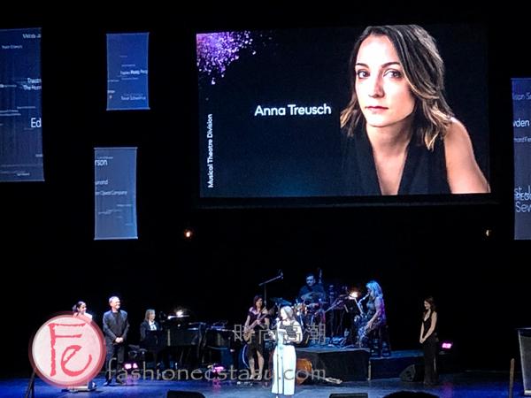 Anna Treusch at Dora Mavor Moore Awards 2019
