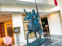 新店碧潭-帝景飯店大廳 / Lake Hotel Xindian Bitan New Taipei City lobby