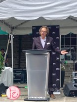 Slawko Klymkiw CEO of CFC at CFC BBQ Tiff 2019 presented by Netflix