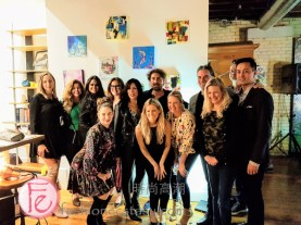 Art for Animals Fundraiser event 2019 in support of Mercy For Animals