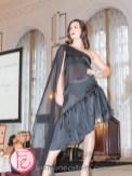 Auneya dress fashion show at Starlight Children's Foundation Tea and Tiaras Fundraiser 2019 Toronto / Auneya時裝秀