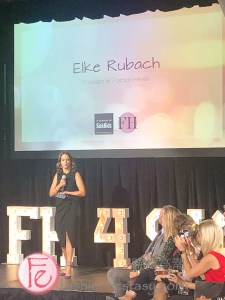 Elke Rubach, Founder of Fashion Heals at Fashion Heals for SickKids Hospital 2019