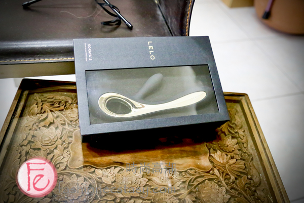 "LELO Soraya 2 vibrator unboxing & review: ""Ohhhh""-some Sex Toy Ever時尚高潮LELO 按摩棒情趣用品開箱試用文"
