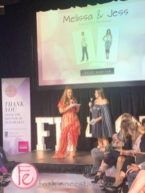 Melissa & Jess, CTV's The Social at Fashion Heals for SickKids 2019