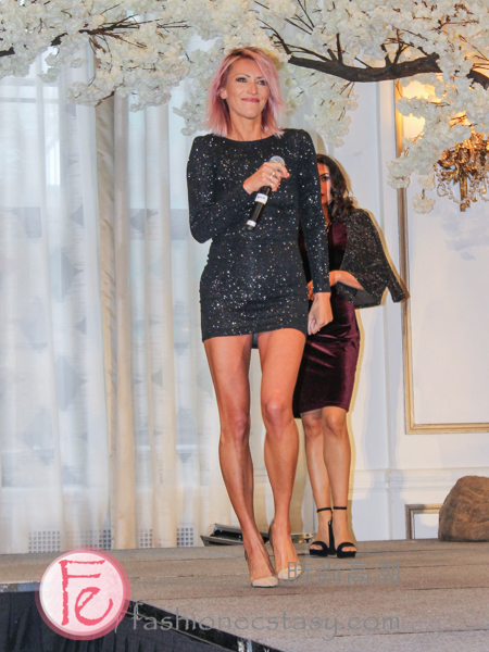 fashion show at Starlight Children's Foundation Tea and Tiaras Fundraiser 2019 Toronto / 時裝秀