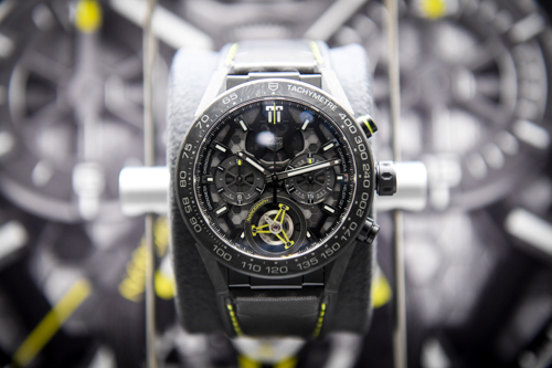 TAG HEUER luxury watch first boutique store yorkdale, Toronto, Canada