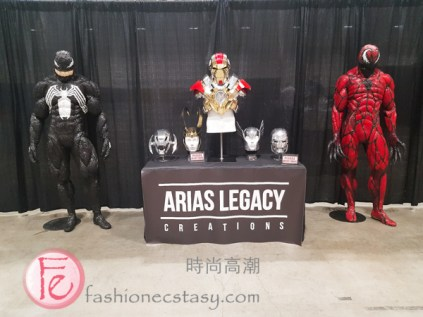 Arias Legacy Creations custom-made muscle suits