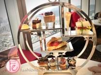 時尚高潮台北遠企香格里拉馬可波羅下下午茶食記影片 Shangri-La Taipei - Marco Polo Afternoon tea food vlog & review