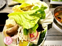 郭董涮涮鍋淡水餐廳食物 / The Food at Guo Dong Shabu-shabu Hotpot Restaurant Tamsui