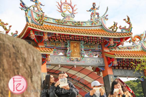 淡水天元宮賞櫻攻略2020 - Tianyuan Temple Tamsui sakura cherry blossom guide and review