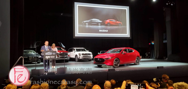 Mazda 3 - 2020 Canadian Car of the Year / 馬自達3 (Mazda 3) - 年加拿大年度最佳汽車