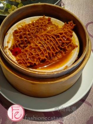 阿基師觀海茶樓牛肚 / beef tripe at A-Chi Dimsum Restaurant, Fullon Hotel Tamsui Fisherman's Wharf