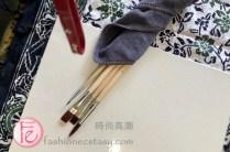 秀之藝術二館魚藏文化館畫筆 / Paint brushes available for purchase at Show 233 Fisherman's Wharf, Tamsui