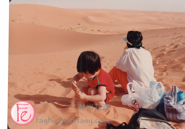 沙烏地紅沙漠 - 一望無際的觀光旅遊景點 / Travel blog - the Biggest and Most Romantic Golden Desert, Saudi Arabia