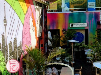 Taglialatella Galleries at Yorkville Murals Festival 2020 / 多倫多 Yorkville Murals街頭壁畫節 - Taglialatella Galleries