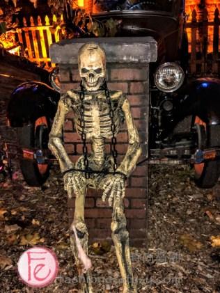 Casa Loma Legends of Horror Halloween event / 多倫多卡薩洛馬古堡2020萬聖節鬼屋活動