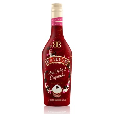 Baileys Red Velvet perfect for holidays festivies