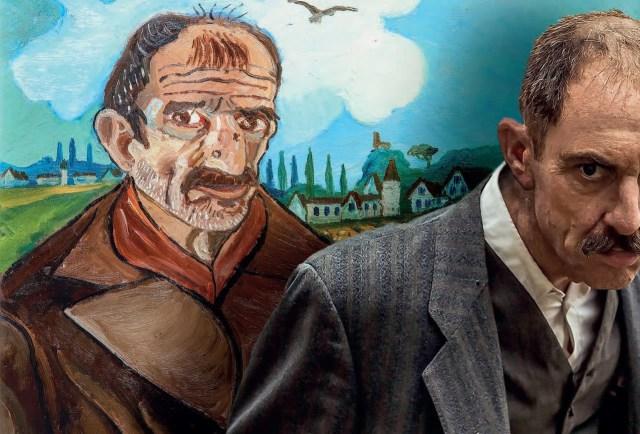 Poster of Hidden Away (Volevo Nascondermi) by Giorgio Diritti