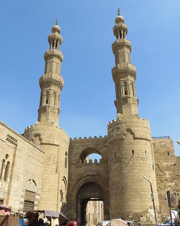 開羅如威拉城門 / Bab Zuweila Gate Cairo Egypt travel site
