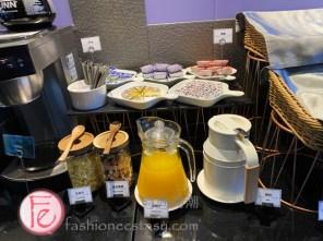 台北劍潭天閣酒店早餐 / Breakfast at Tango Hotel Taipei Jiantan Location