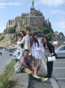 Mont Saint Michel (2011)