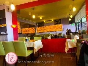 瑪莎菈三芝印度餐廳印度食品香料飯賣區 Masala-Zone Restaurant's Indian spices and groceries for sale
