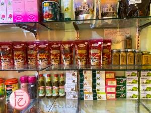 瑪莎菈三芝印度餐廳印度進口商品 / Masala-Zone Restaurant Indian merchandise