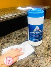 meriwipes™- Disinfecting Wipes to Keep You Safe During The Pendamic / Ameriwipes™消毒濕紙巾,防疫期間更安心