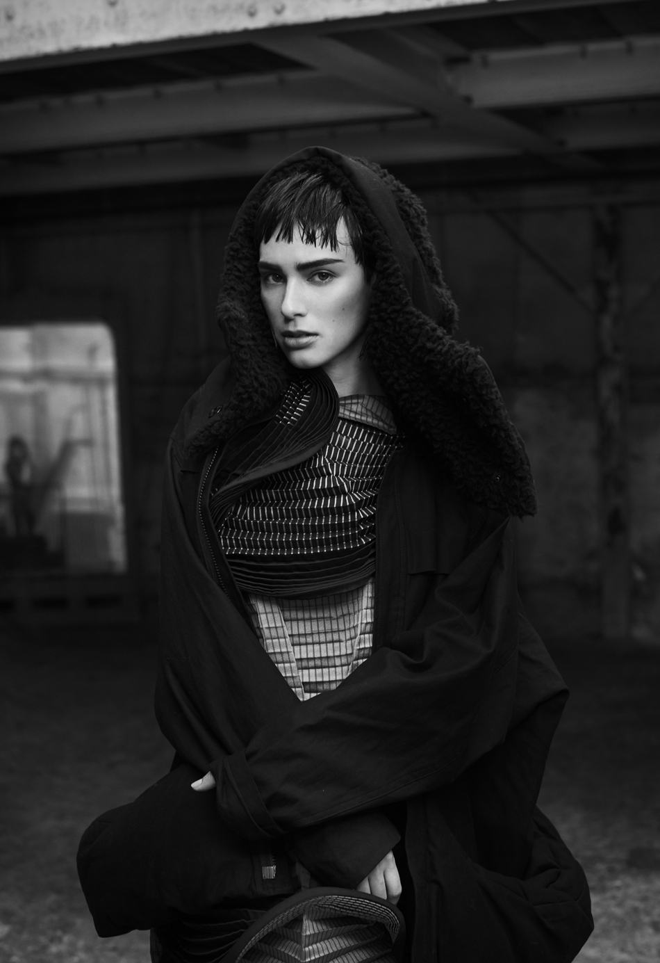 REVS Magazine Issue 7 Margaux Brooke by Nicolas Guerin