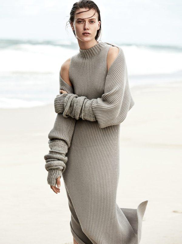 knitGrandeur: Lengthy Neutrals