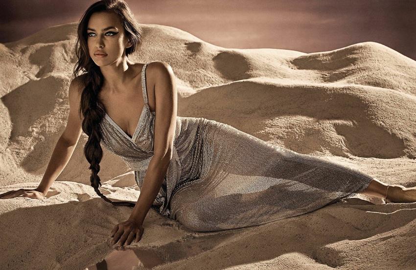 Vogue Mexico October 2017 Irina Shayk By Jason Kibbler