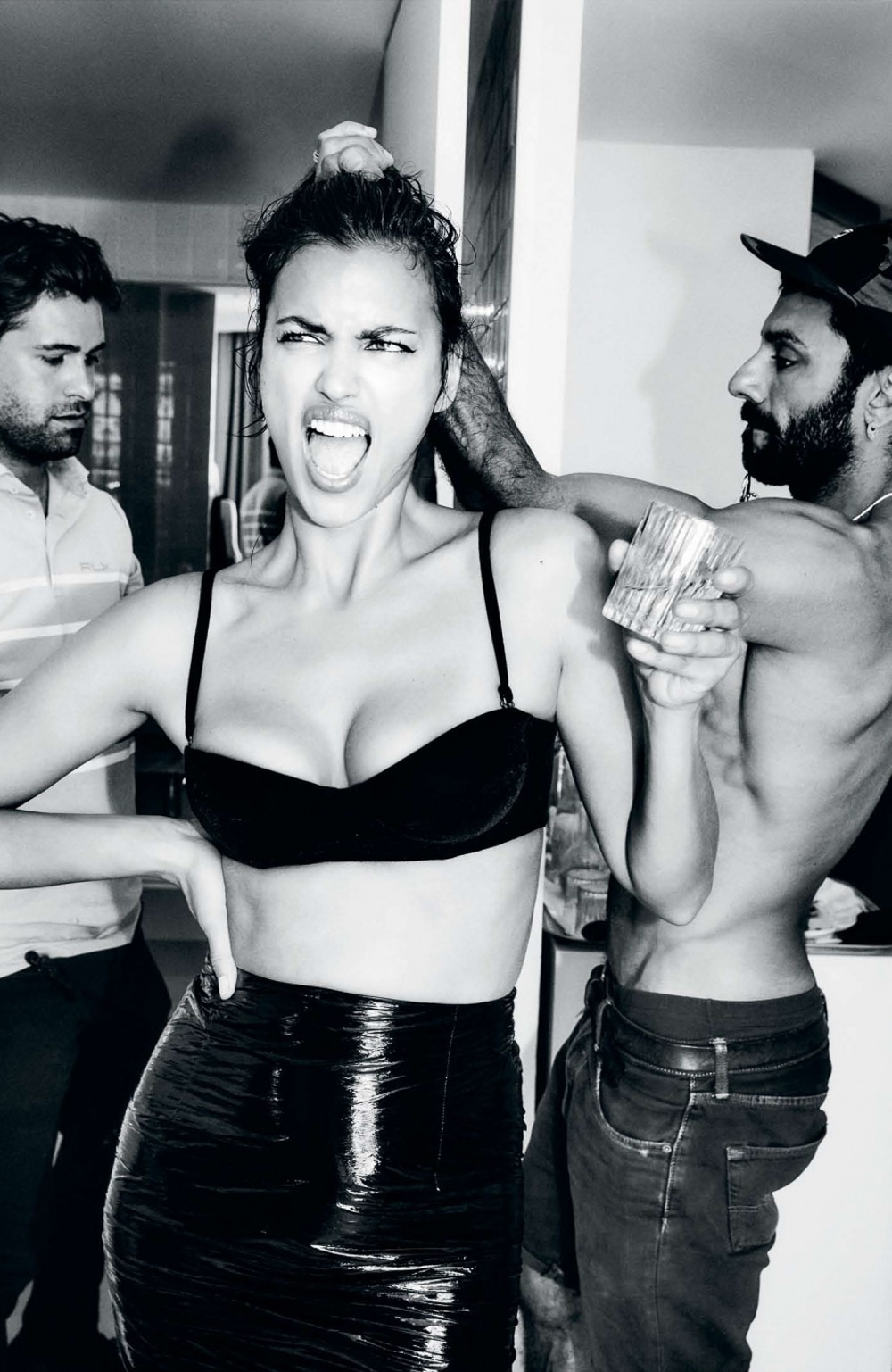 Irina Shayk For Evening Standard Magazine July 2018 By Ellen Von Unwerth