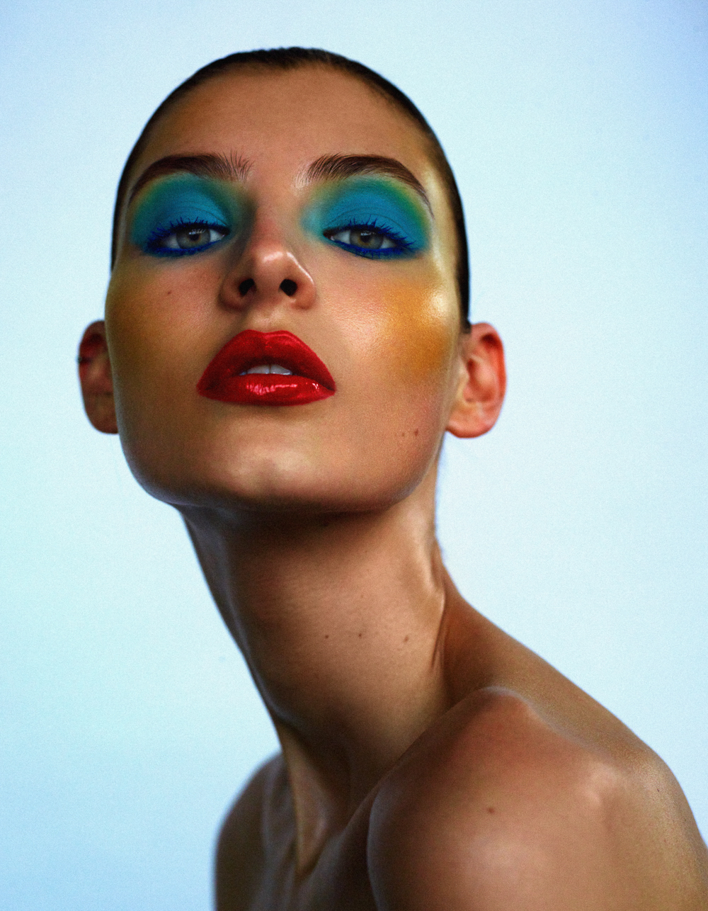 Carlos   Alyse Exclusively for Fashion Editorials with Agnes Kudukis