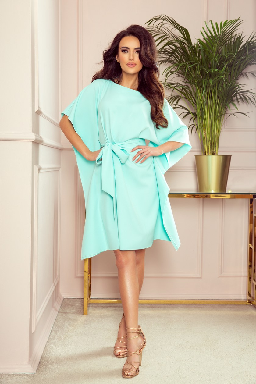 Rochie Butterfly Turqoise